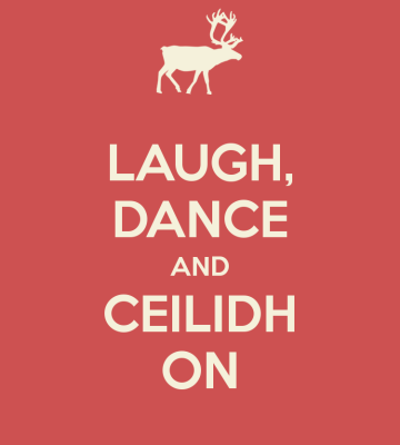 laugh dance and ceilidh on 1 1